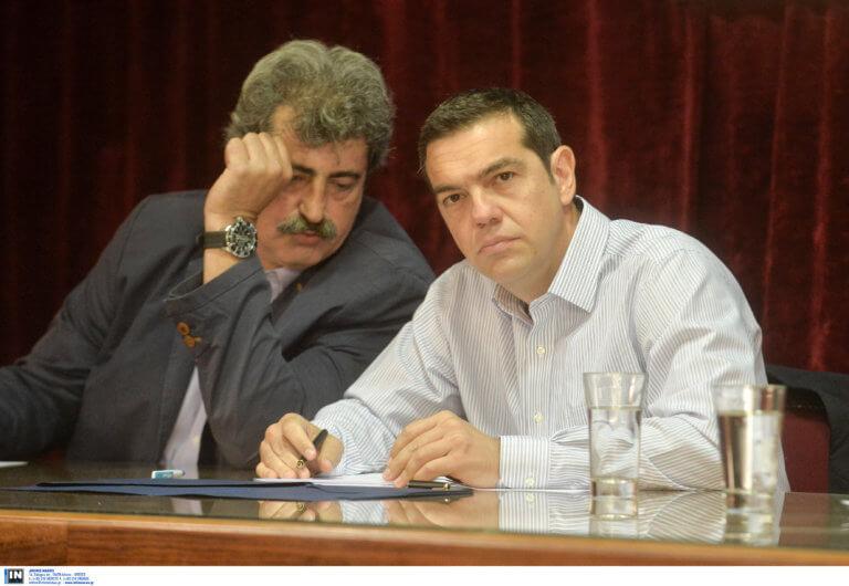 ΝΔ: Στο ίδιο κάδρο με τον Πολάκη ο Τσίπρας