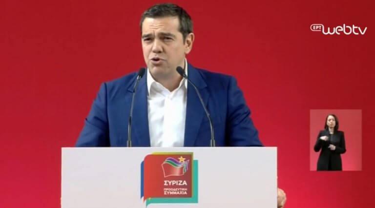 Εκλογές 2019 – Τσίπρας: Η Ελλάδα δεν γυρίζει σε αυτούς που τη λεηλάτησαν