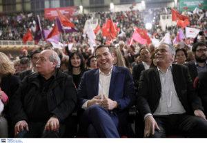 Τσίπρας ΣΥΡΙΖΑ εκλογές