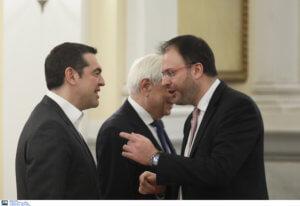 Ο Θανάσης Θεοχαρόπουλος νέος υπουργός Τουρισμού