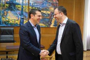 Ο Θανάσης Θεοχαρόπουλος υπουργός Τουρισμού – Ήταν… deal κι έγινε πράξη