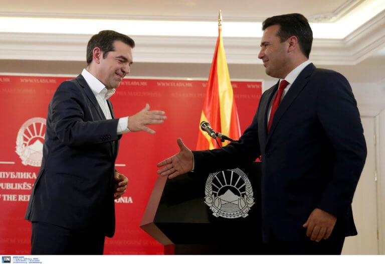 Σκόπια: Όλα όσα έγιναν στην επίσκεψη Τσίπρα – Τι συμφώνησε με τον Ζάεφ – video