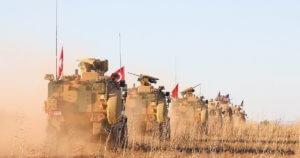 «Ντου» από την Τουρκία κατά των Κούρδων στη Συρία