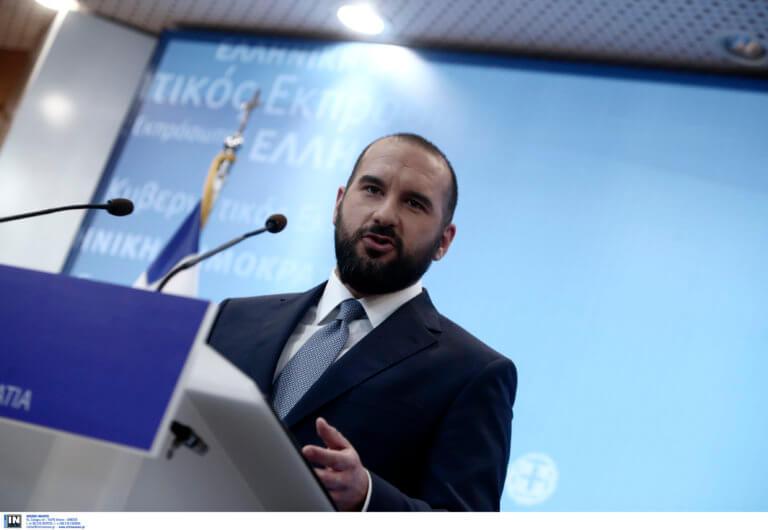 Τζανακόπουλος: Παρόμοιες απόψεις με Βενιζέλο εξέφραζαν… βασιλιάδες, τσάροι και αυτοκράτορες