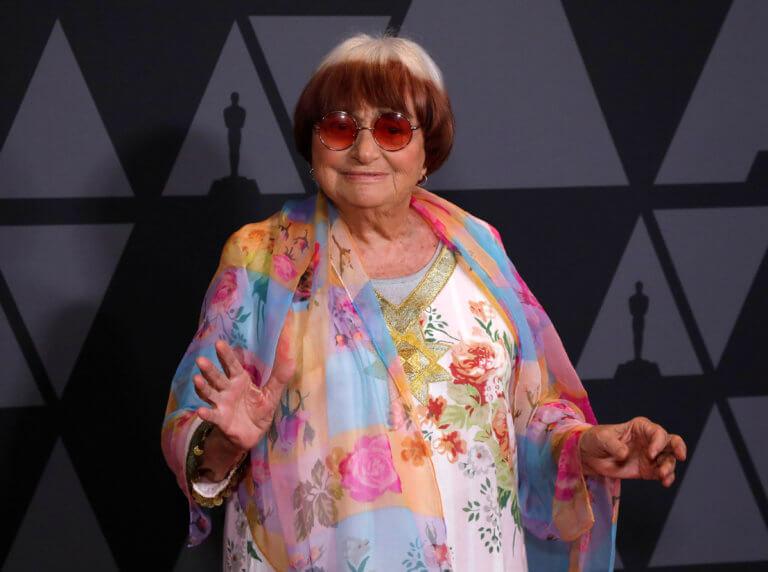 Αποχαιρετιστήρια τελετή για την Ανιές Βαρντά στη γαλλική Ταινιοθήκη