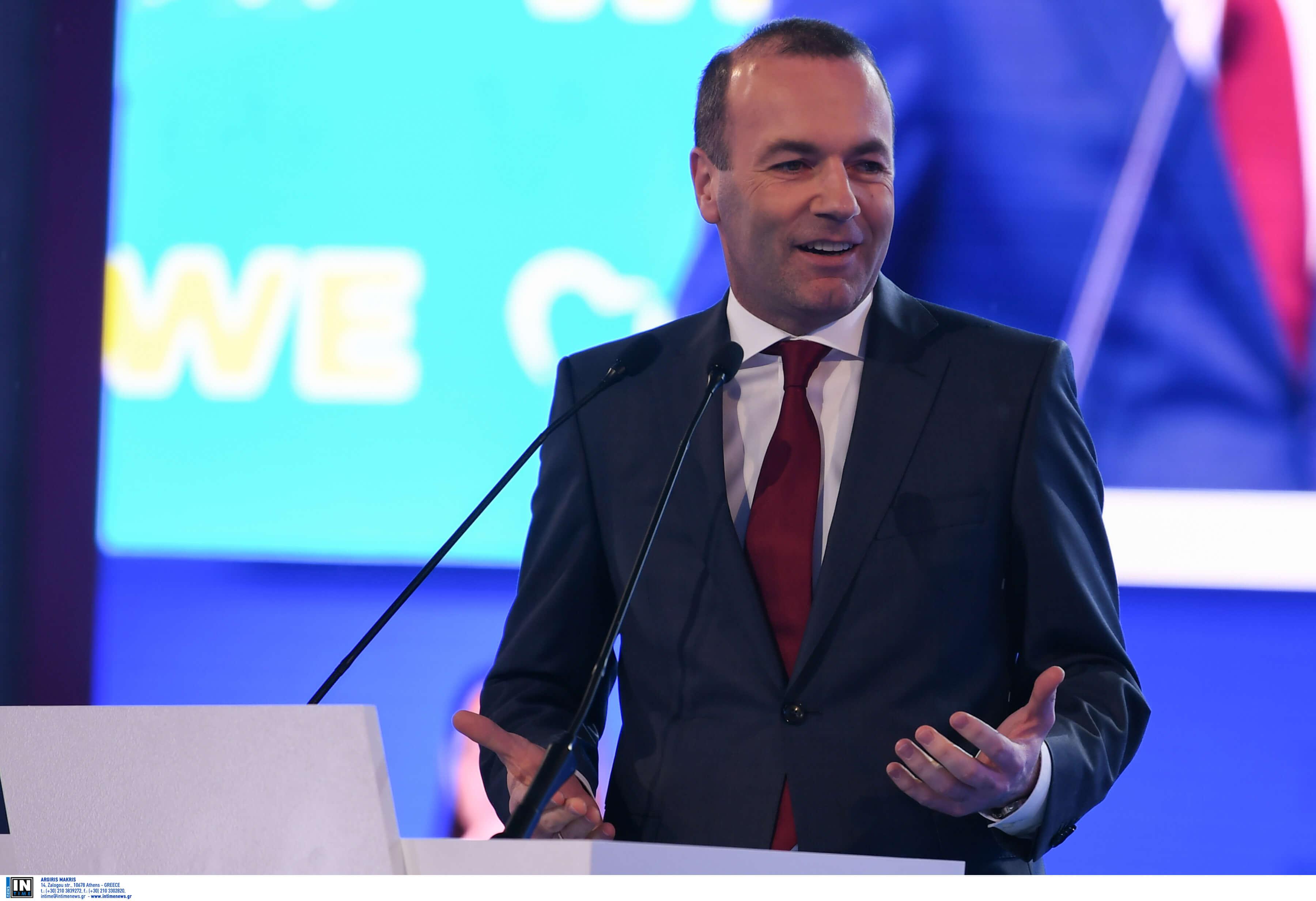 """""""Μυστικό δείπνο"""" για τον επόμενο πρόεδρο της Κομισιόν - """"Χλωμή"""" η υποψηφιότητα Βέμπερ"""