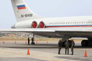 Αυξάνεται ο αριθμός των Ρώσων στρατιωτών στη Βενεζουέλα