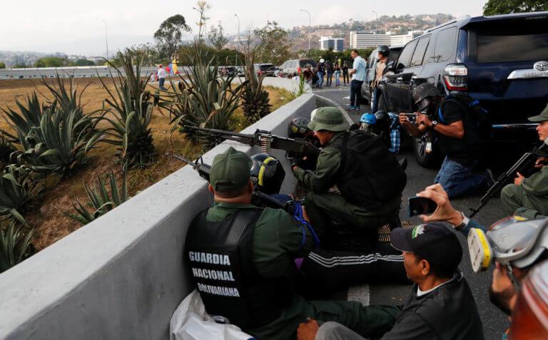 Βενεζουέλα: Στηρίζουν ανοιχτά τον Γκουαϊδό οι ΗΠΑ!