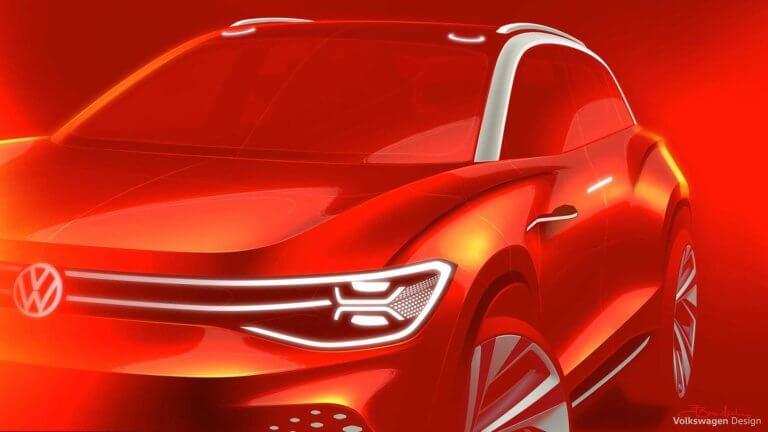 Η Volkswagen θα παρουσιάσει το ID. Roomzz Concept στη Σαγκάη