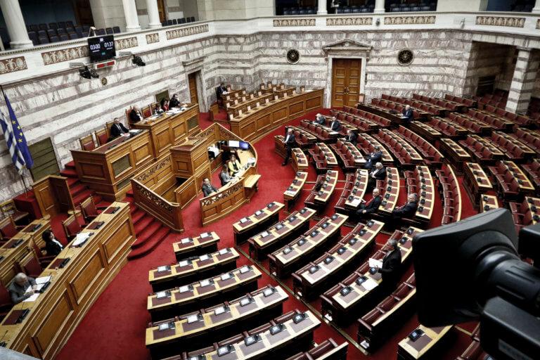 Γερμανικές αποζημιώσεις: Συζήτηση στη Βουλή, θα μιλήσουν και οι πολιτικοί αρχηγοί