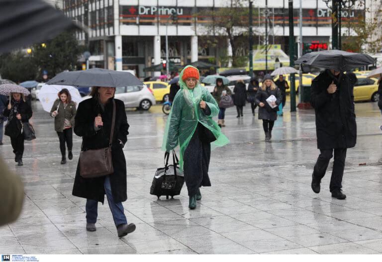 Καιρός σήμερα: Θα κυριαρχήσουν οι βροχές και οι καταιγίδες
