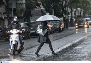 Καιρός αύριο: Συνεχίζεται ο… χειμώνας – Βροχές, χιόνια και πτώση της θερμοκρασίας