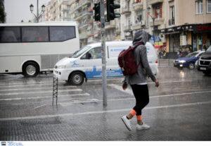Καιρός σήμερα: Στο χέρι αδιάβροχα και ομπρέλες – Που θα βρέξει