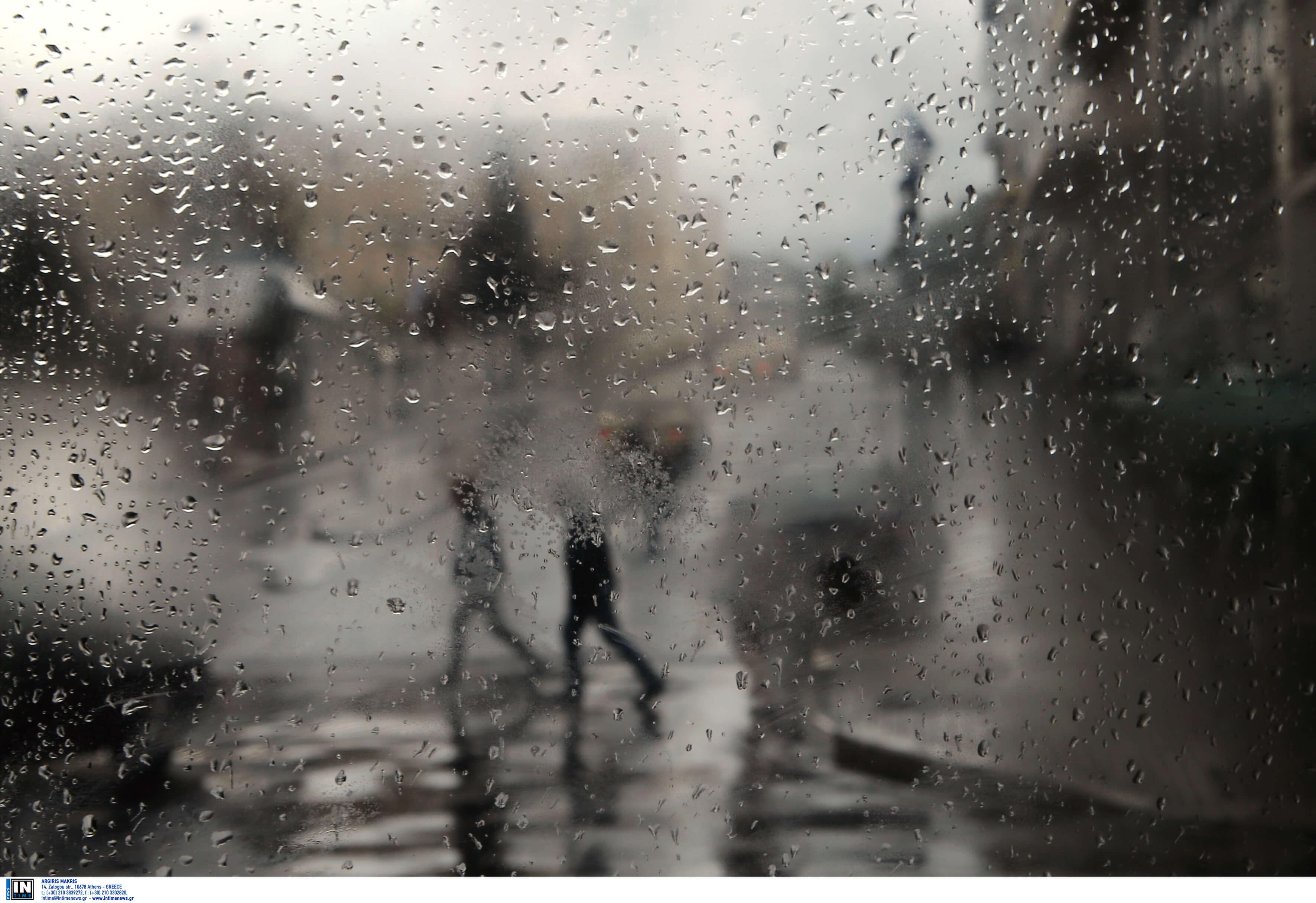 """Καιρός αύριο: Άνοιξη… not found – Νέα """"επέλαση"""" από βροχές και χιόνια"""
