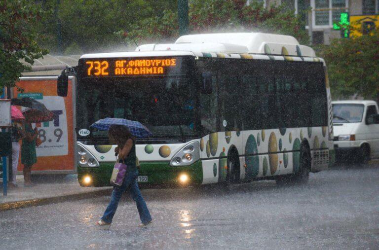 Καιρός αύριο: Βροχερό και πάλι το σκηνικό – Καταιγίδες σε πολλές περιοχές