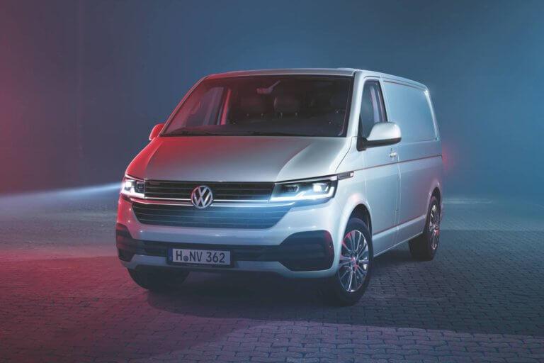 To επαγγελματικό VW Transporter ανανεώθηκε [pics]