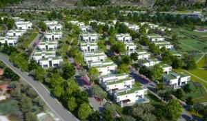 Χαλκιδική: Επένδυση 25.000.000 ευρώ για ένα χωριό όνειρο – Έτσι θα γίνει όταν τελειώσουν τα έργα [pics]
