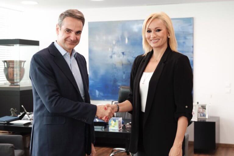 ΝΔ: Υποψήφια στον Ανατολικό Τομέα της Περιφέρειας Αττικής η Χαρά Ξάνθη