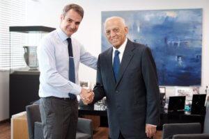 Εκλογές 2019: Υποψήφιος βουλευτής της ΝΔ ο Διονύσης Χατζηδάκης