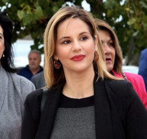 Η γενική γραμματέας Διαφθοράς, δικηγόρος σε δουλειές του Αρτέμη Αρτεμίου