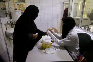 Σε έξαρση επιδημία χολέρας στην Υεμένη – 2.500 κρούσματα κάθε μέρα!