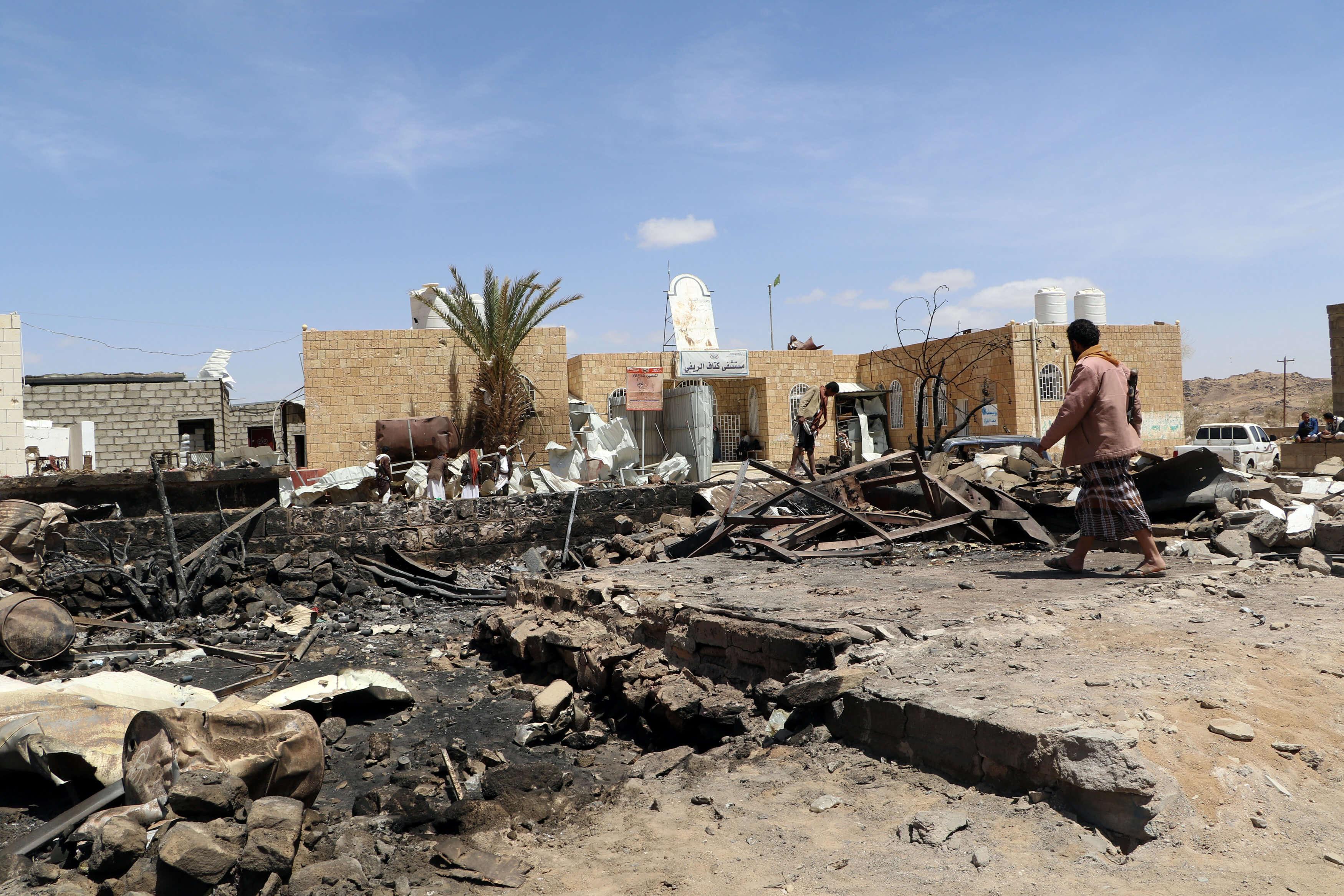 Υεμένη: Δυο έφηβοι νεκροί σε σχολείο από έκρηξη βόμβας