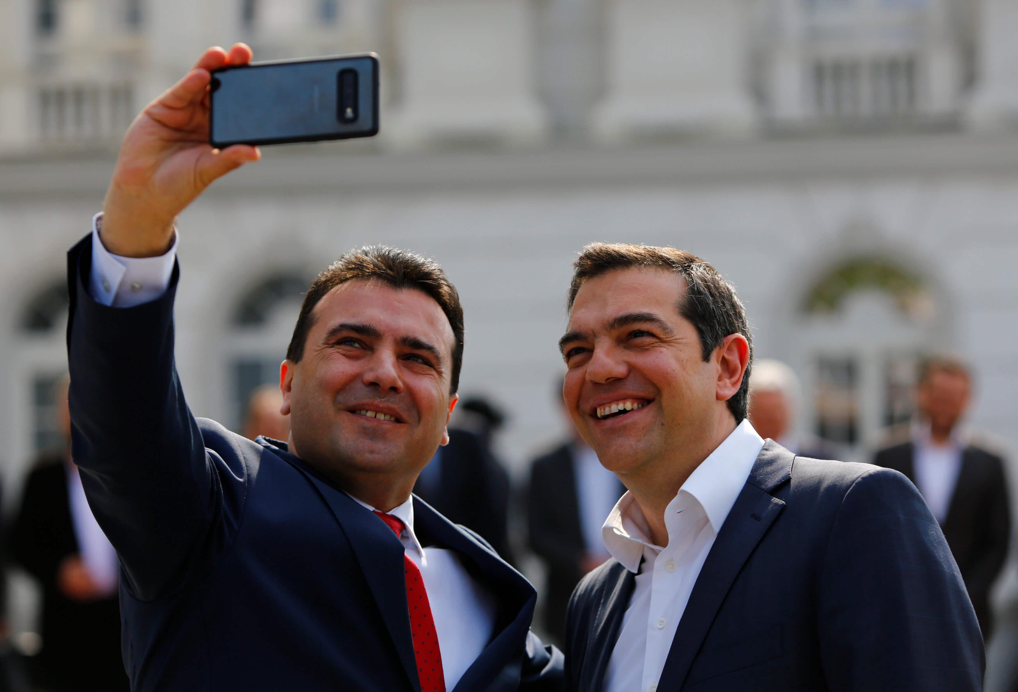 Βόρεια Μακεδονία: Επιχορήγηση 200 εκατ. ευρώ από την Ελλάδα!