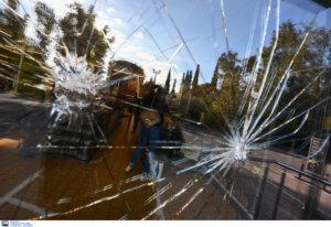 Επιτέθηκαν στα γραφεία του ΣΥΡΙΖΑ στις Σέρρες