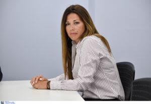 Ζαχαράκη: Να απομακρυνθεί άμεσα η κ. Ξεπαπαδέα