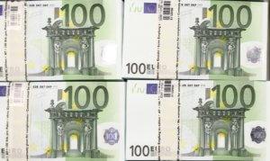 Έρχονται σε λίγες ώρες τα νέα χαρτονομίσματα των 100 και 200 ευρώ!