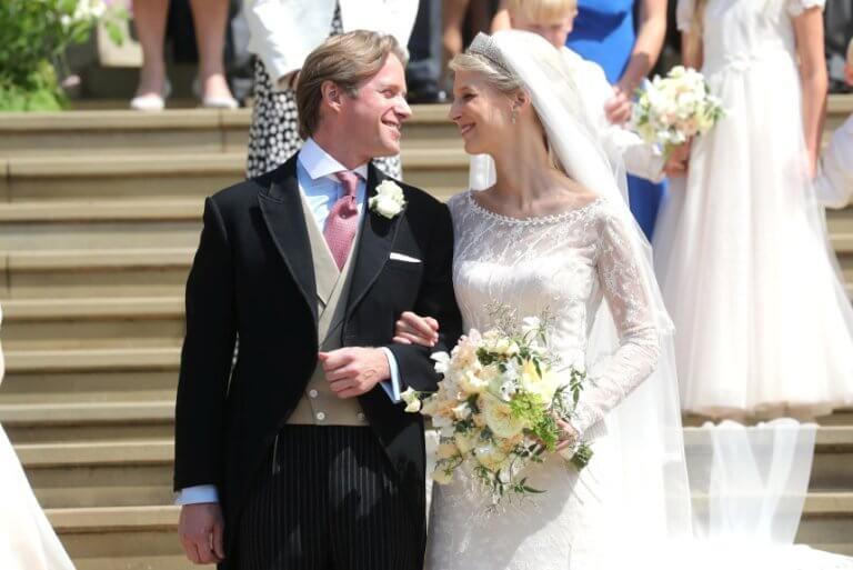 Νέος βασιλικός γάμος! Η Lady Gabriella Windsor παντρεύτηκε τον εκλεκτό της καρδιάς της – Φωτογραφίες