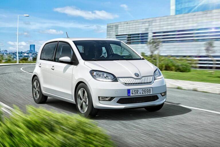 Αυτό είναι το πρώτο αμιγώς ηλεκτρικό μοντέλο της Škoda [pics]