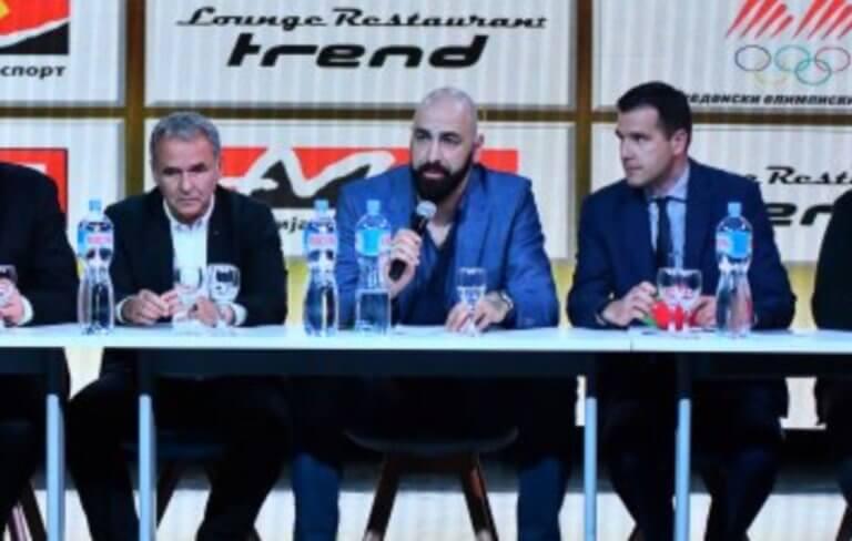 Ο Άντιτς εκλέχθηκε πρόεδρος στην ομοσπονδία μπάσκετ της Βόρειας Μακεδονίας