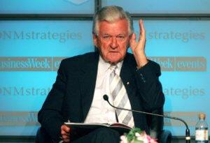 Αυστραλία: Πέθανε σε ηλικία 89 ετών ο πρώην πρωθυπουργός Μπομπ Χοκ
