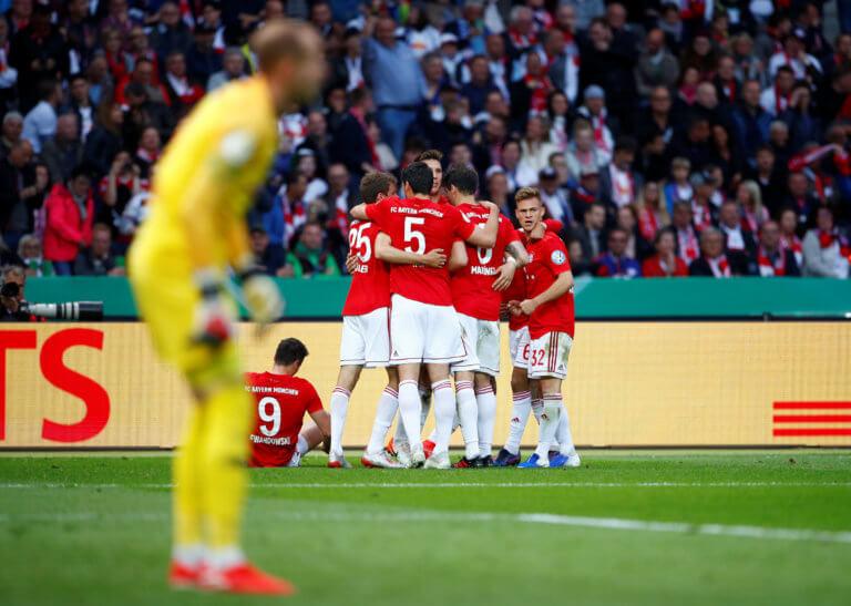 Νταμπλούχος με «τριάρα»! Η Μπάγερν σήκωσε και το Κύπελλο Γερμανίας – video