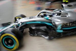 F1: Μια… από τα ίδια και στην Ισπανία! Στον Μπότας η pole position