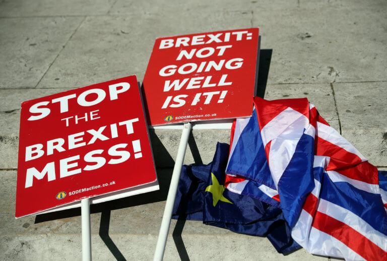 Βρετανός υπουργός: «Διαλέξτε! Ή καθόλου συμφωνία ή καθόλου Brexit»