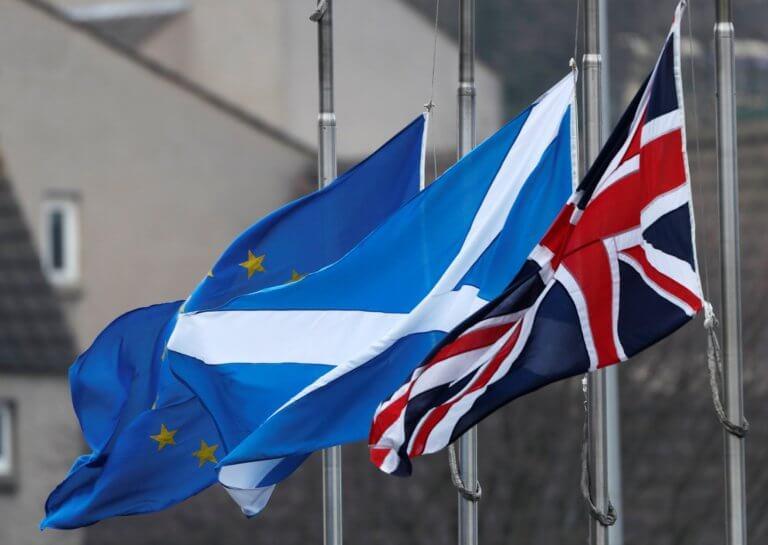 Νέο δημοψήφισμα για την ανεξαρτησία της θέλει η Σκωτία!