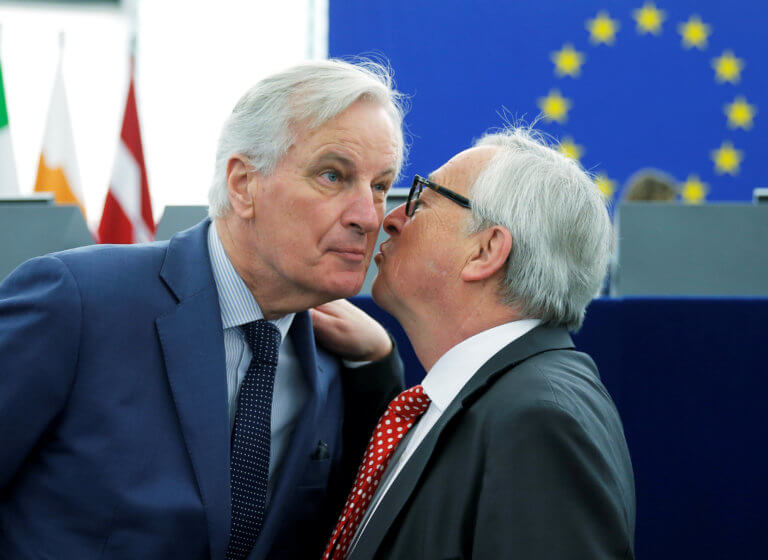 Brexit: Η ΕΕ είναι ενωμένη, η Βρετανία ας κάνει τις επιλογές της λέει ο Μπαρνιέ