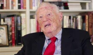 Πέθανε ο ιδρυτής του Παρατηρητηρίου Ανθρωπίνων Δικαιωμάτων, Ρόμπερτ Μπέρνσταϊν