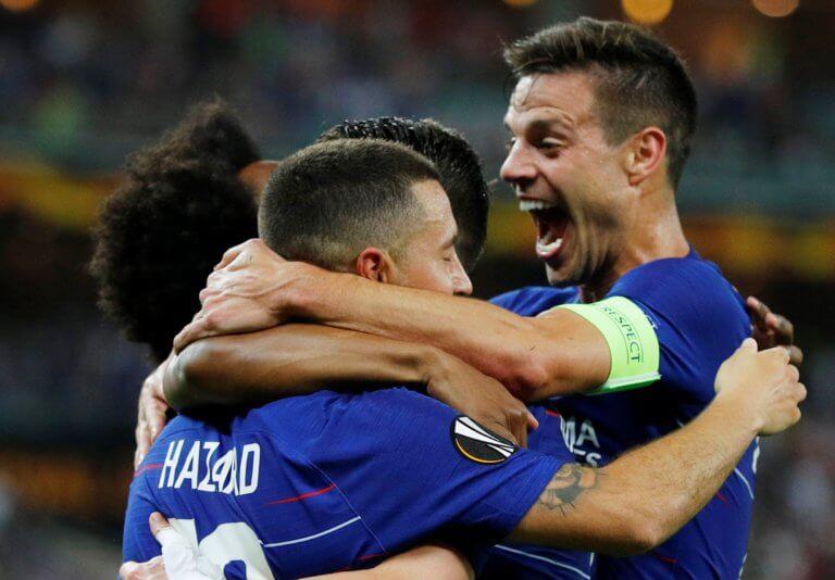 Τσέλσι – Άρσεναλ: Βάφτηκε… μπλε το Europa League! Έριξε τέσσερις «κανονιές» στον τελικό