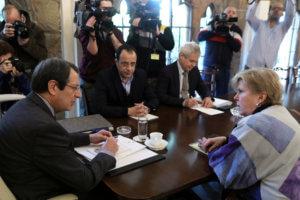 Αναστασιάδης σε ΓΓ ΟΗΕ: Αναμένουμε μέτρα για να αποτραπεί η γεώτρηση της Τουρκίας