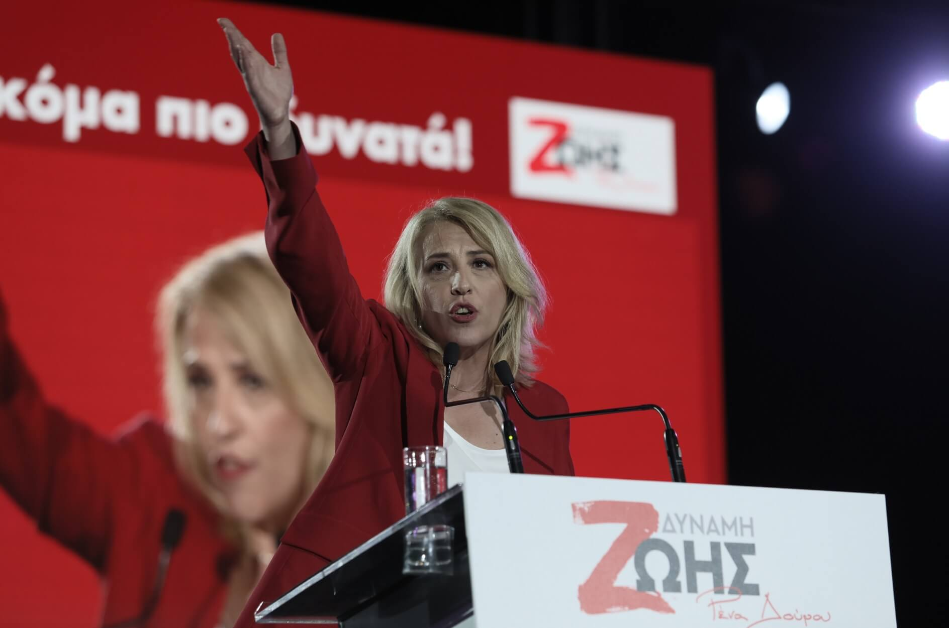 """Εκλογές 2019 – Δούρου: """"O κ. Πατούλης επιλέγει να δραπετεύσει ξανά""""!"""