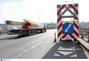 Χανιά: Κλειστή η γέφυρα Ιάρδανου λόγω έργων