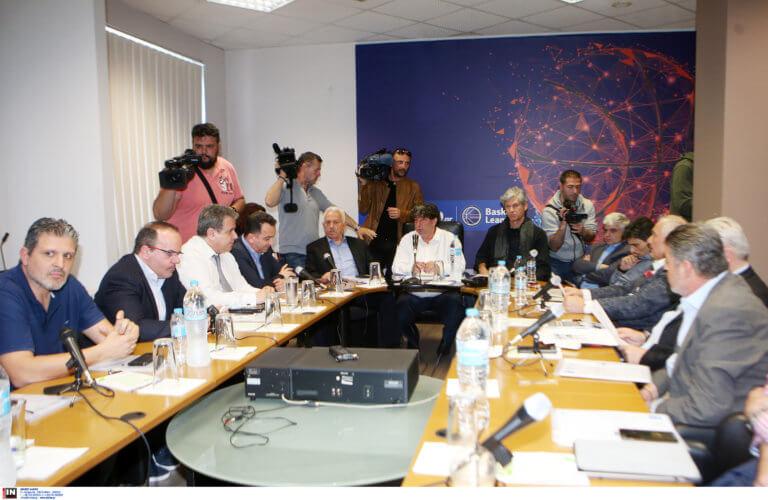 Basket League: Συμφωνία για κεντρική διαχείριση