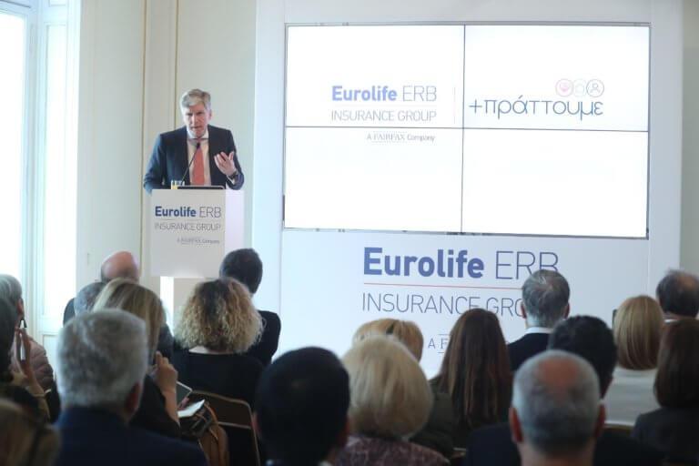 Ασφαλιστικός Όμιλος Eurolife ERB: Υψηλές επιχειρηματικές επιδόσεις που επιστρέφουν αξία στην κοινωνία