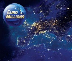 Euromillions: Δύο σούπερ τυχεροί κέρδισαν 64 εκατομμύρια ευρώ στο τζακ ποτ!