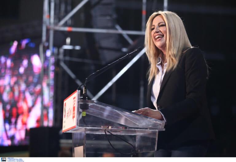 Εκλογές 2019 – Γεννηματά: Fake news το δήθεν ντέρμπι ΣΥΡΙΖΑ – ΝΔ