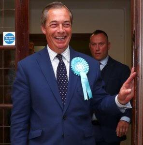 Ευρωεκλογές 2019 – Βρετανία: Προηγείται το κόμμα του Brexit!