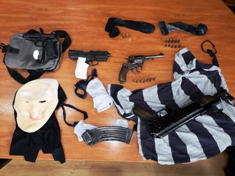 Έγκλημα: Πιάστηκαν επικίνδυνοι Αλβανοί κακοποιοί που είχαν ρημάξει την Αττική!